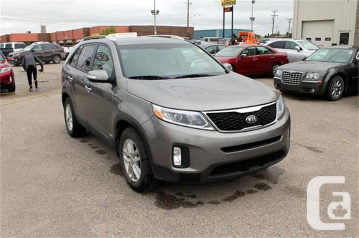 2015 kia sorento lx awd for sale in regina saskatchewan classifieds. Black Bedroom Furniture Sets. Home Design Ideas