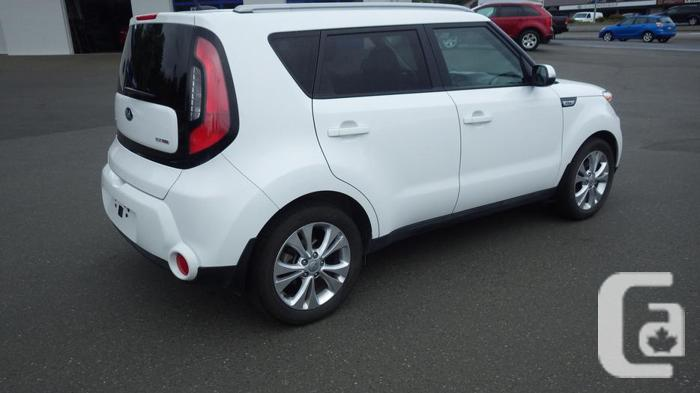 2015 kia soul ex finneron hyundai z2897a for sale in courtenay british columbia classifieds. Black Bedroom Furniture Sets. Home Design Ideas