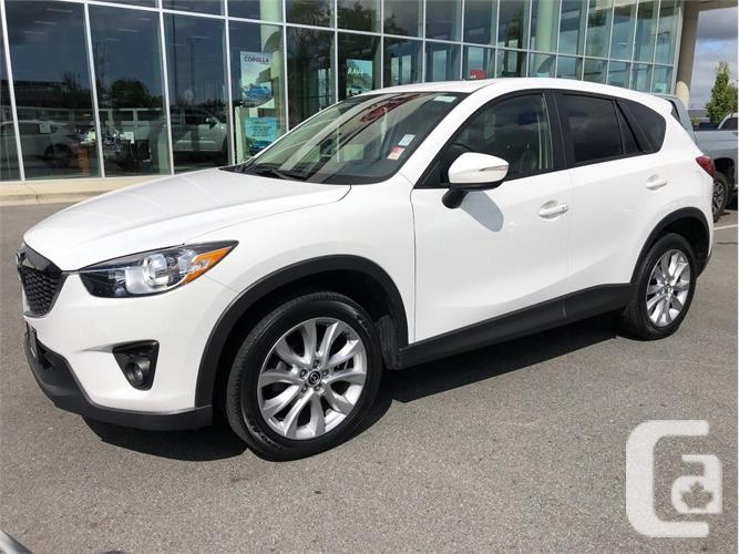 2015 Mazda CX-5 GT AWD  No Accidents Local B.C.