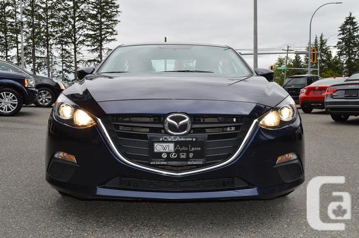 2015 Mazda MAZDA3 GX w/ Powergroup