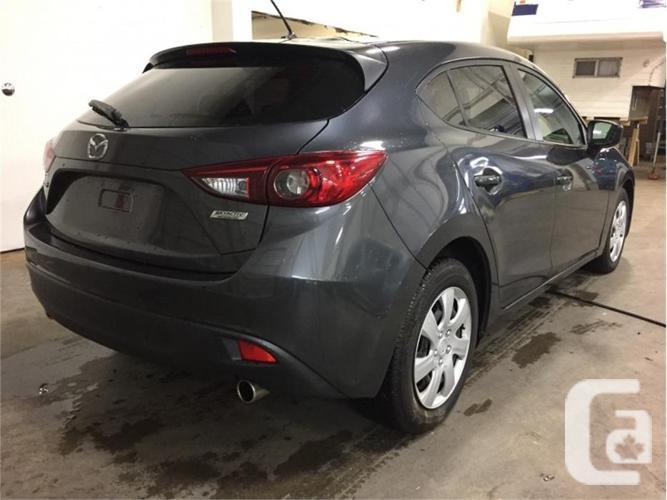 2015 Mazda Mazda3 SPORT GX  - Bluetooth - $110.03 B/W