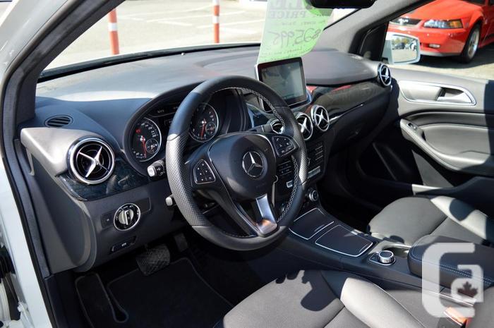 2015 Mercedes-Benz B-Class B250 Sports Tourer 4MATIC -