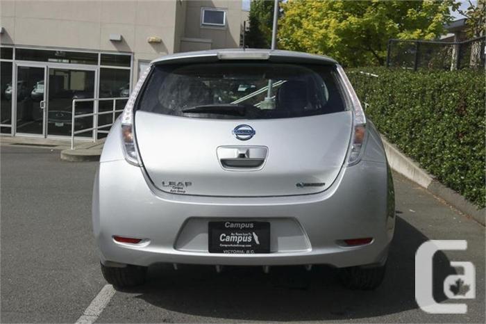 2015 Nissan Leaf | SL | FWD w/ Premium Tech