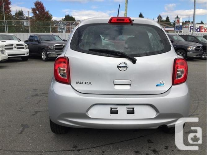 2015 Nissan Micra SR - BAD CREDIT - YOUR APPROVED  -