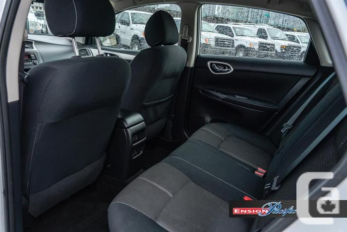 2015 Nissan Sentra 1.8 S CVT - Fuel Efficient Vehicle
