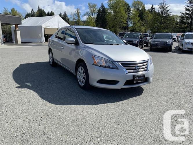 2015 Nissan Sentra SV - Heated Seats Keyless Entry