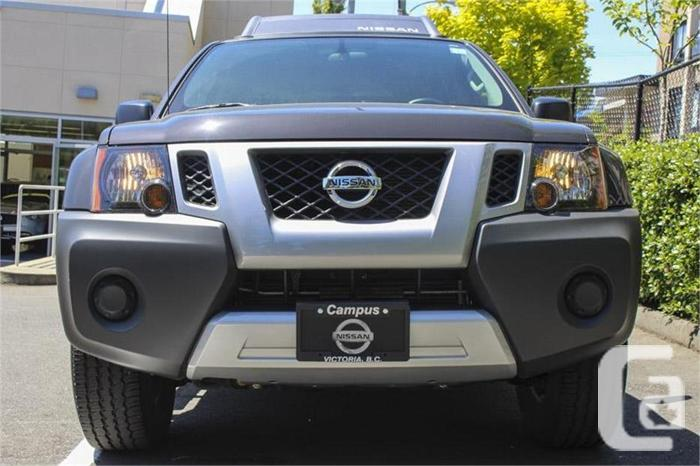 2015 nissan xterra s for sale in victoria british columbia classifieds. Black Bedroom Furniture Sets. Home Design Ideas