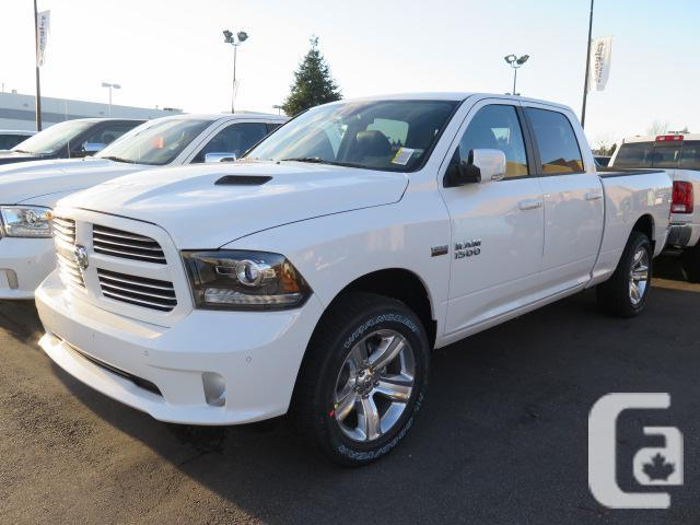 2015 ram 1500 sport crew cab w touchscreen backup park assist navi for sale in langley. Black Bedroom Furniture Sets. Home Design Ideas
