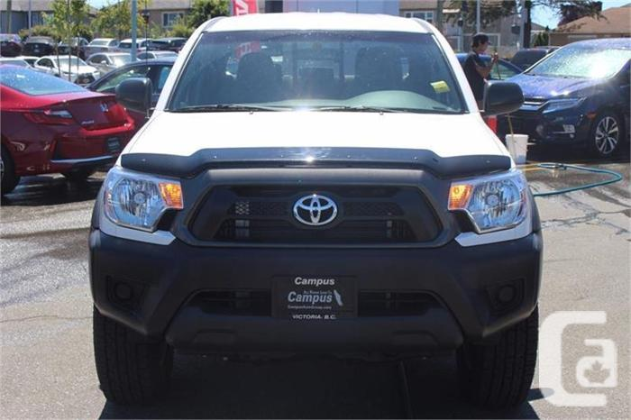 2015 Toyota Tacoma 4WD Double Cab V6