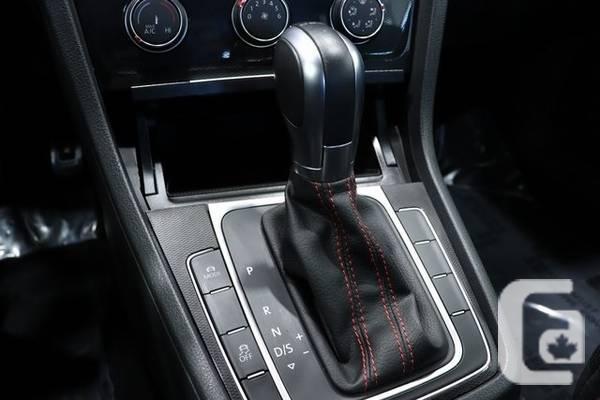 2015 VW GTI - Autobahn DSG - Low KM's