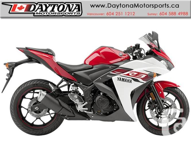 2015 Yamaha YZF-R3 * It's time to ride. Get your R3