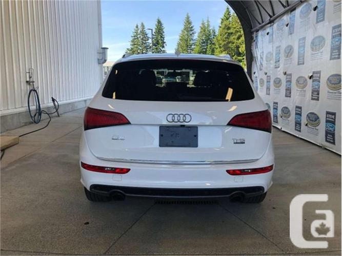 2016 Audi Q5 3.0T Progressiv