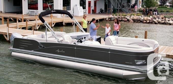 2016 Avalon Catalina Entertainer Boat for Sale