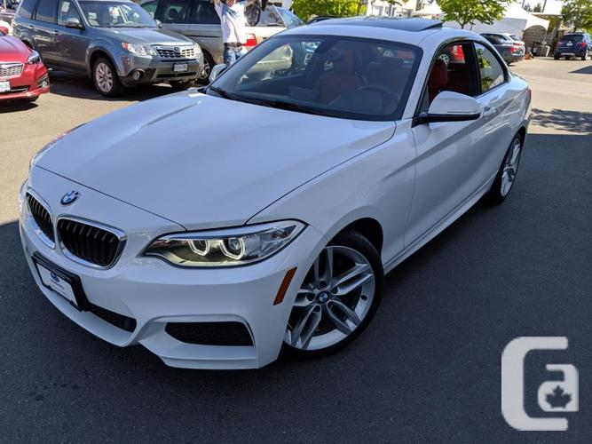 2016 BMW 228i Coupe - M Package