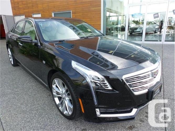 2016 Cadillac CT6 Sedan Platinum AWD