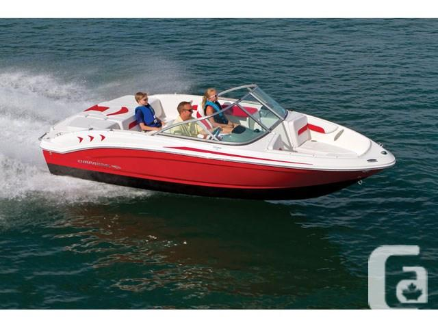 2016 CHAPARRAL H2O 18 SKI AND FISH Boat for Sale