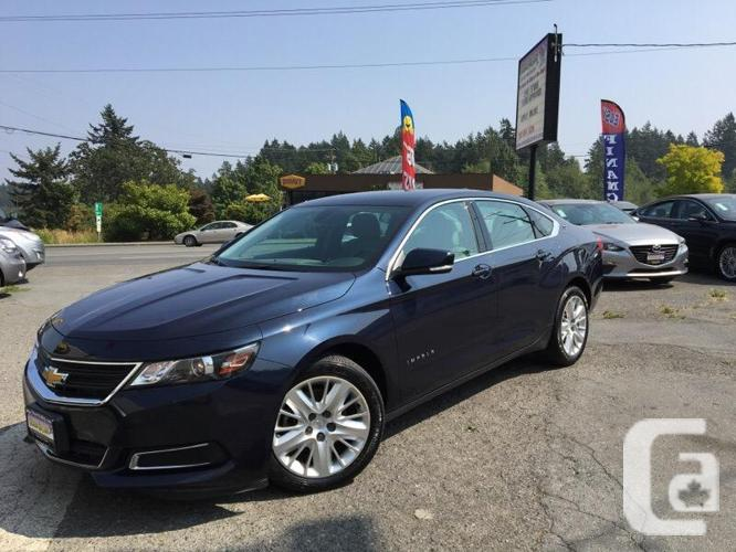 2016 Chevrolet Impala LS! Get Approved with 2 Pay