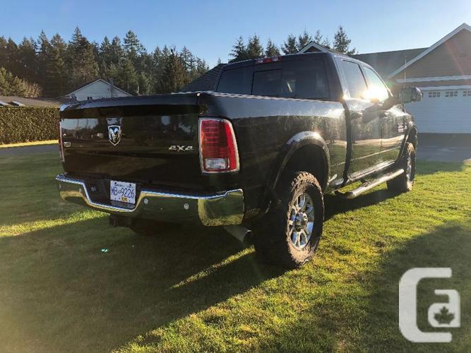 2016 Dodge Ram 3500 Laramie Cummins 6 Passenger