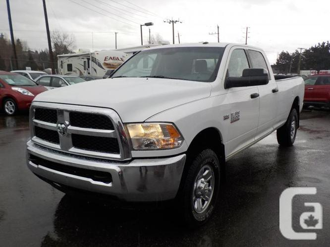 2016 dodge ram 3500 slt crew cab long box 4wd for sale in salmo british columbia classifieds. Black Bedroom Furniture Sets. Home Design Ideas
