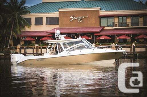2016 Everglades 360LXC Boat for Sale