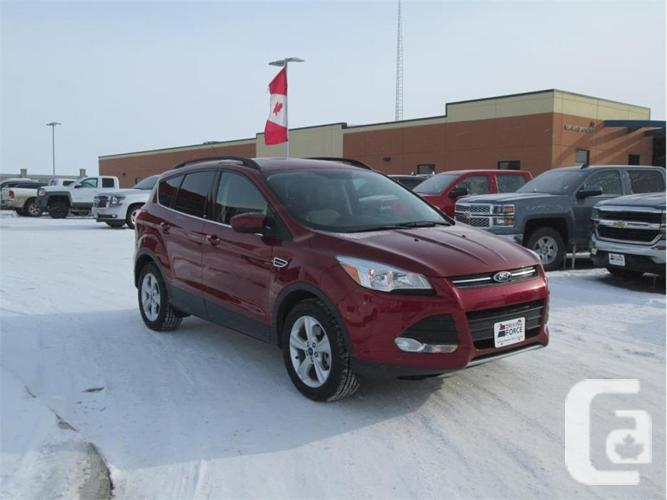 2016 ford escape se for sale in fort st john british columbia classifieds. Black Bedroom Furniture Sets. Home Design Ideas