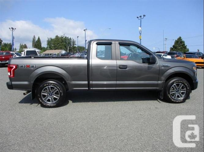 2016 Ford F-150 XL - warranty, no oops, Ext cab 6.5