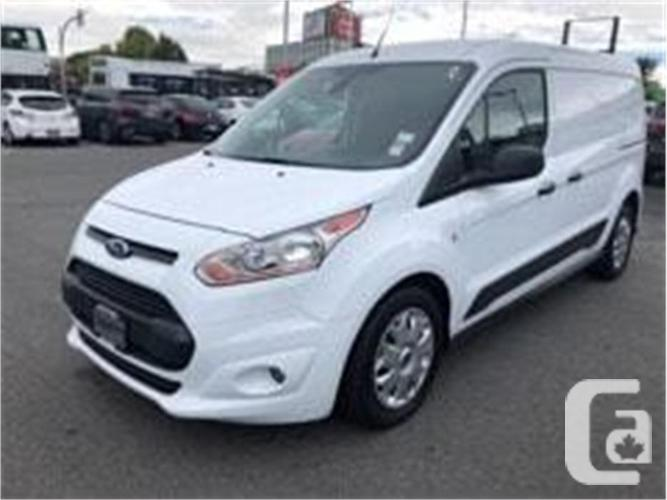 2016 Ford Transit Connect XLT w/Dual Sliding Doors No