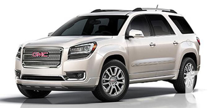 2016 gmc acadia denali 0ft for sale in kelowna british columbia classifieds. Black Bedroom Furniture Sets. Home Design Ideas