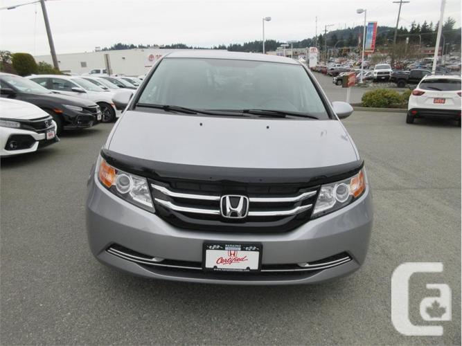 2016 honda odyssey ex for sale in nanaimo british for 2016 honda odyssey ex l price