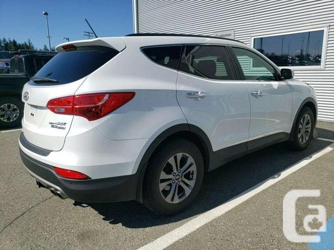 2016 Hyundai Santa Fe SPORT *Back up Sensors,