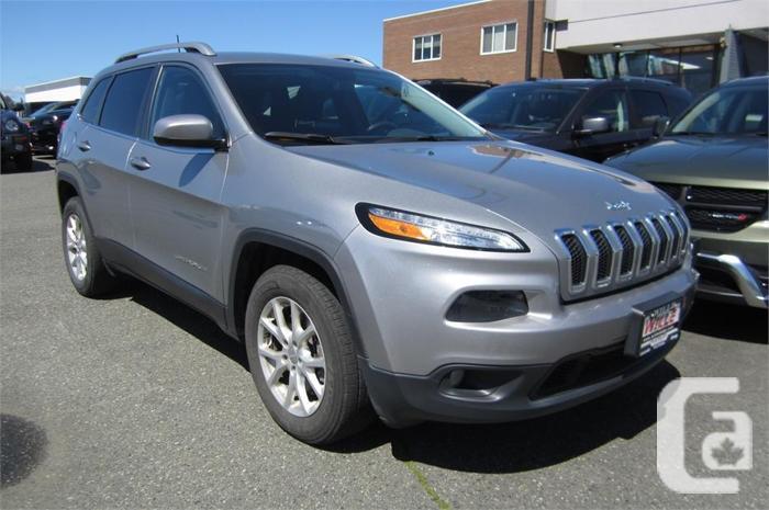 2016 Jeep Cherokee North Edition