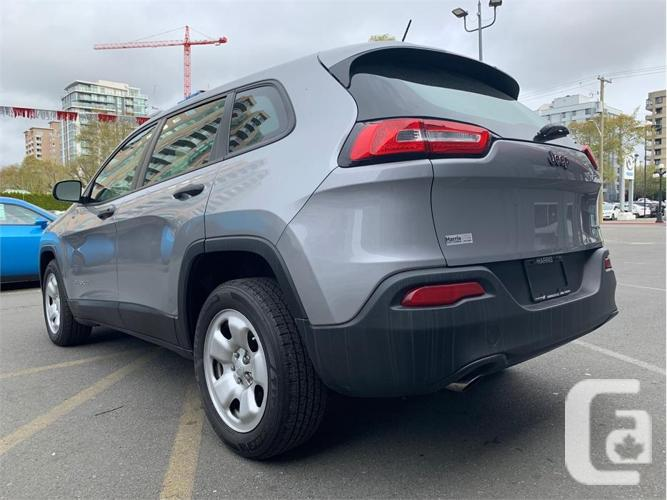2016 Jeep Cherokee Sport, No Accidents