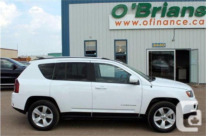 2016 Jeep Compass High Altitude w/Leather, 4c4