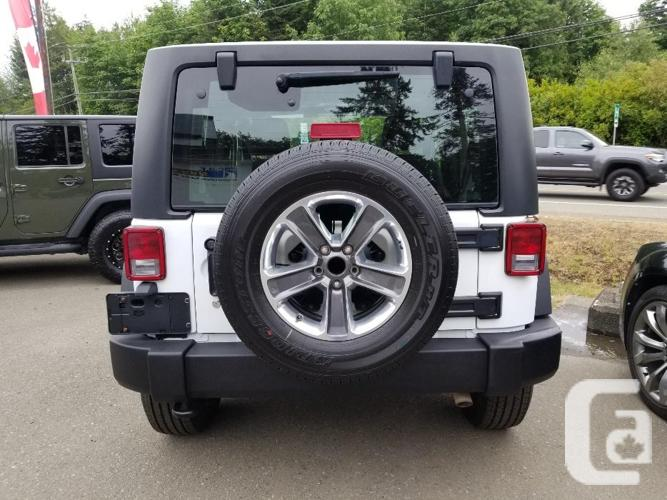 2016 Jeep Wrangler Sport 4x4 - One Owner