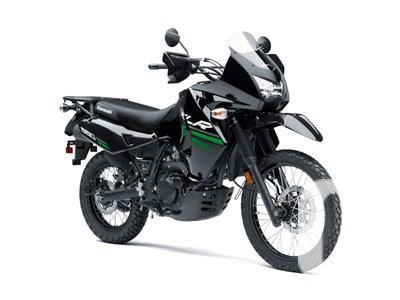 2016 Kawasaki KLR650 Motorcycle for Sale