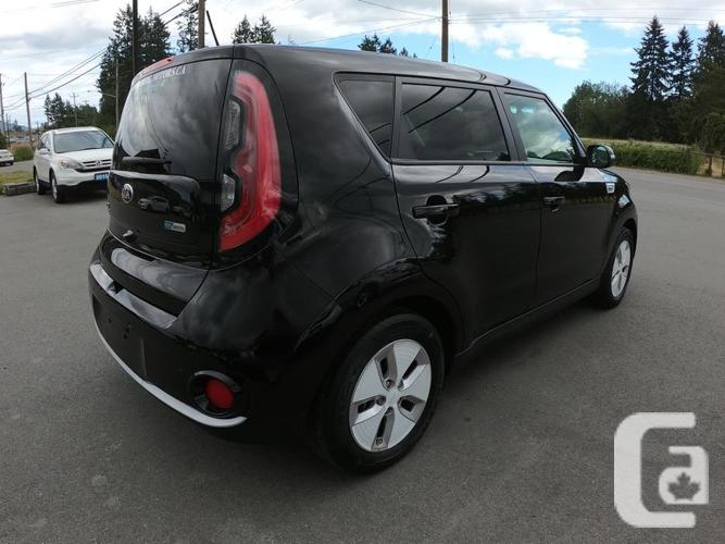2016 KIA SOUL EV (Like new! One Owner! No Accidents!)