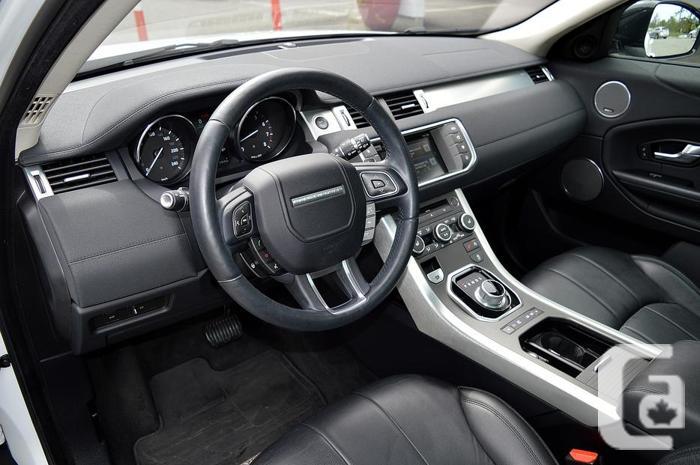 2016 Land Rover Range Rover Evoque AWD SE - ONLY 38K
