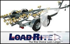 2016 Load Rite Trailers Boat, PWC & Pontoon Boat for