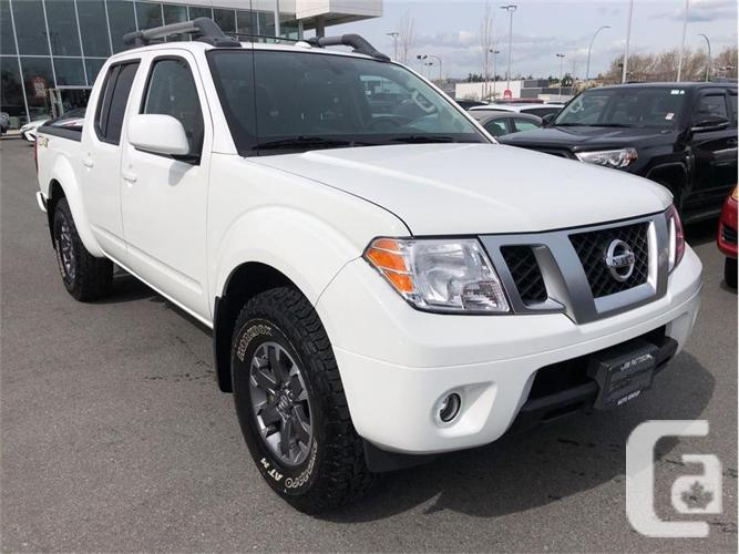 2016 Nissan Frontier PRO-4X 4X4 Very Clean