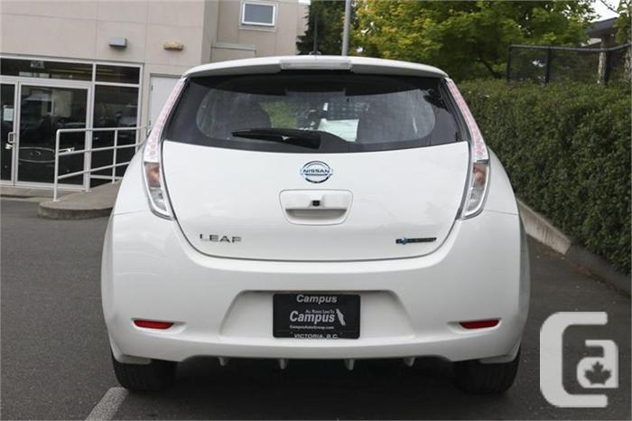 2016 Nissan Leaf | S | FWD w/ Quick-Charge
