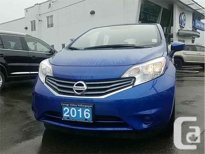 2016 Nissan Versa Note 1.6 SV CVT