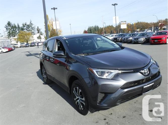 2016 Toyota Rav4 LE - Air Conditioning, Bluetooth, Aux