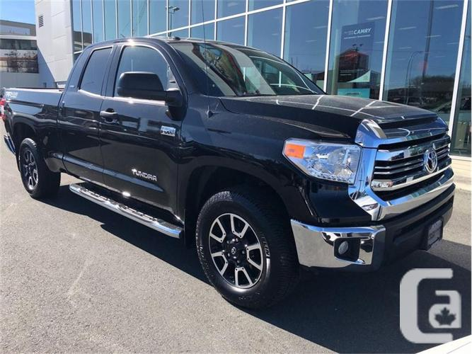 2016 toyota tundra trd off road 5 7l v8 4x4 no accidents local b c for sale in nanaimo british. Black Bedroom Furniture Sets. Home Design Ideas