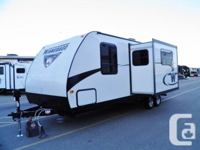 Original Winnebago Industries Is Right On Target With The Product And The Price Everything About The Minnie Winnie Says Winnebago Quality With A Great Looking Product With A Lot Of Features For The Price, Said Steve Flagg Of Flagg RV In