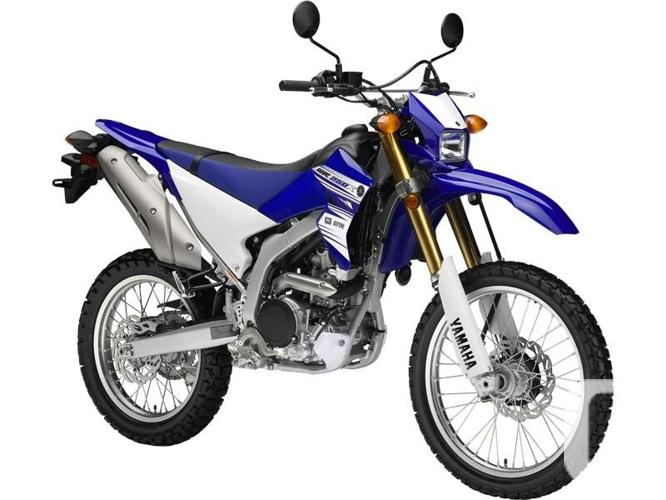 2016 Yamaha WR250R Motorcycle for Sale
