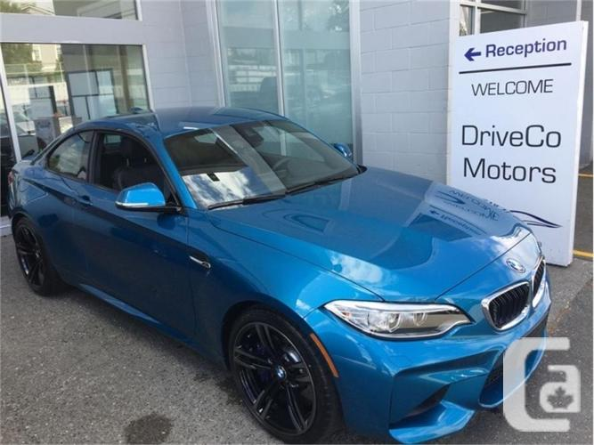 2017 BMW M2 M Series  WE LEASE AND FINANCE EVERYONE