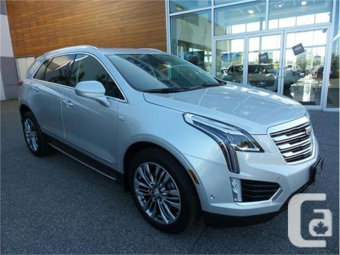 2017 cadillac xt5 premium luxury awd for sale in nanaimo british columbia classifieds. Black Bedroom Furniture Sets. Home Design Ideas