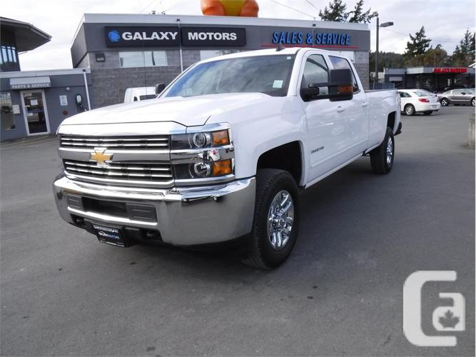 2017 chevrolet silverado 3500hd lt crew cab 6 0l v8 long box 4wd for sale in lazo british. Black Bedroom Furniture Sets. Home Design Ideas
