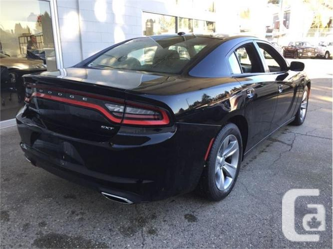 2017 Dodge Charger SXT  - Bluetooth -  Heated Seats -