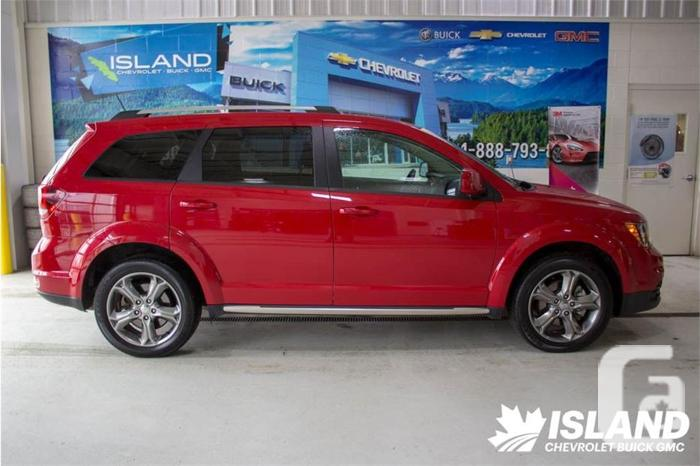 2017 dodge journey crossroad awd leather heated seats for sale in chemainus british. Black Bedroom Furniture Sets. Home Design Ideas
